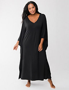 Tru to You kimono gown by LANE BRYANT