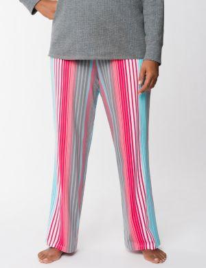Colorful stripe sleep pant