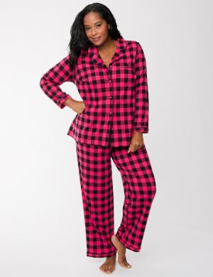 Checkered PJ set