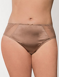 Beautiful lace hipster panty by LANE BRYANT