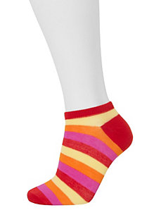Multi striped sport socks 3-pack