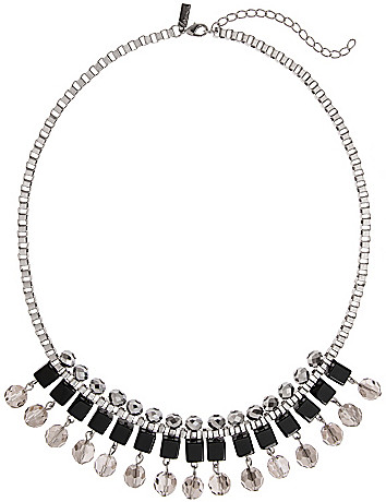 Short beaded necklace by Lane Bryant