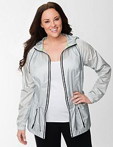 Anorak active jacket by LANE BRYANT