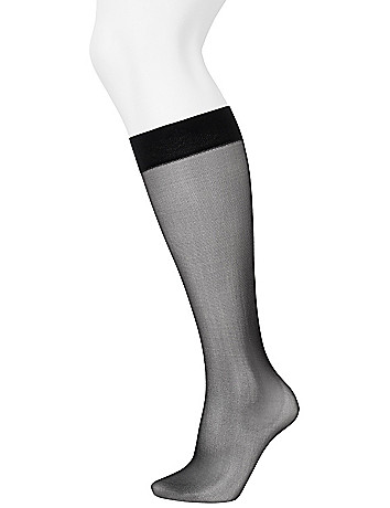 Solid trouser sock 2-pack