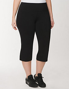 Yoga capri by LANE BRYANT