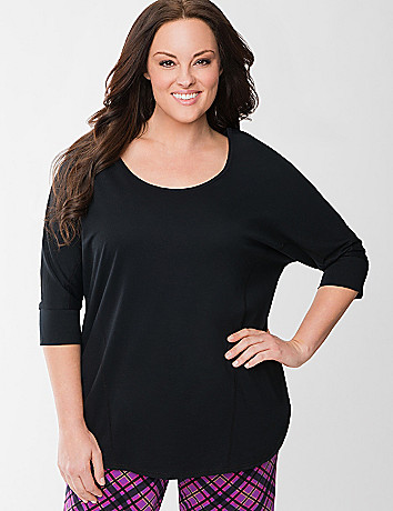Dolman sleep top