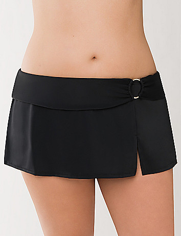 Flirty swim skirt