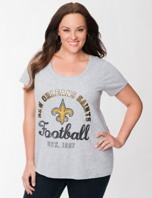 New Orleans Saints graphic tee