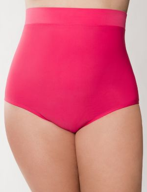 High waist swim brief