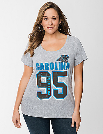 Carolina Panthers graphic tee