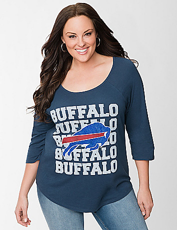 Buffalo Bills baseball tee