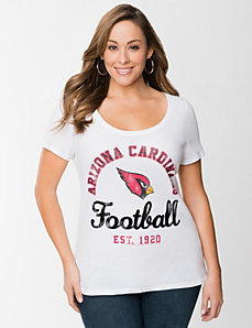 Arizona Cardinals graphic tee by LANE BRYANT