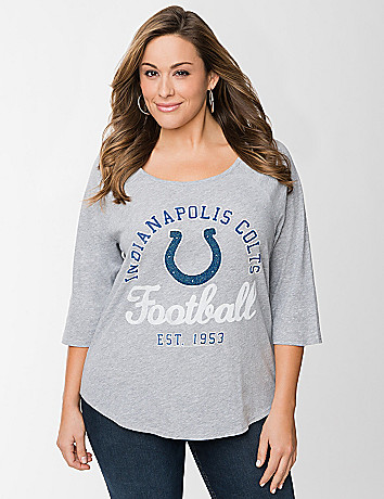 Indianapolis Colts baseball tee