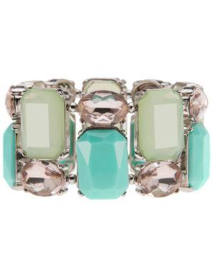Geo stone bracelet by Lane Bryant
