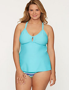 Halter tankini top by COCOS SWIM