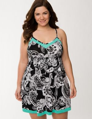 Tru to You paisley chemise