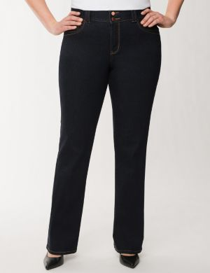 Genius Fit bootcut jean with Tighter Tummy Technology