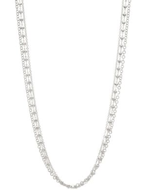 Mini hearts chain necklace by Lane Bryant