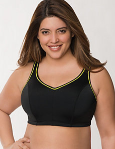 Sport by Cacique convertible underwire sport bra