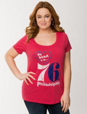 Philadelphia 76ers tee