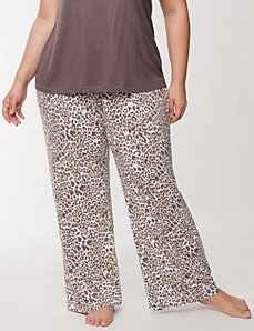 Tru to You animal sleep pant by LANE BRYANT