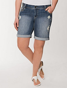 Weekend short by LANE BRYANT