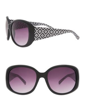 Printed sunglasses
