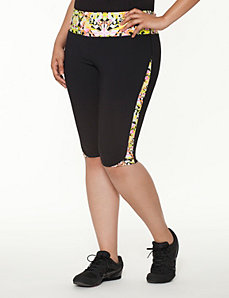 TruDry kaleidoscope knee legging