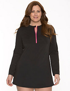 Rash guard cover-up by LANE BRYANT