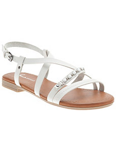 Beaded sandal by LANE BRYANT