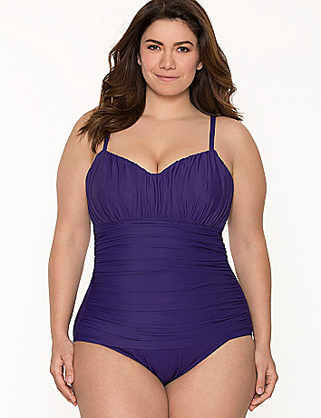 Rialto one-piece swim suit by Miraclesuit?