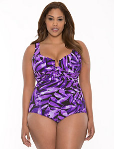 Sandra D swim suit by Miraclesuit™ by LANE BRYANT