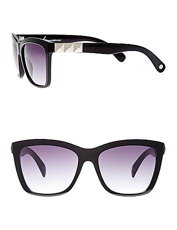 Studded wayfarer sunglasses