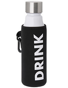 Water bottle with tote