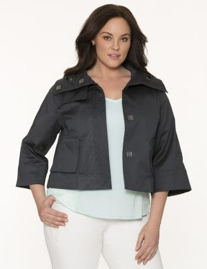Lane Collection tech jacket