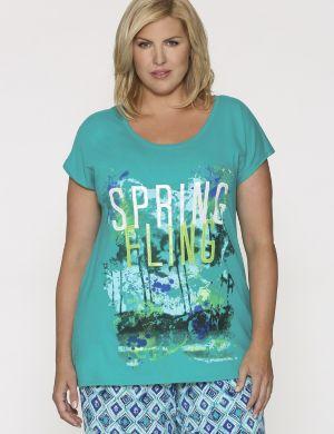 Spring Fling sleep tee