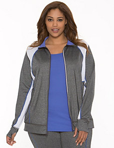 TruDry active jacket by LANE BRYANT