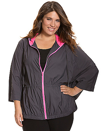 Batwing active jacket