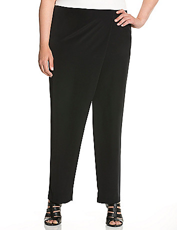 Lane Collection fold-over pant