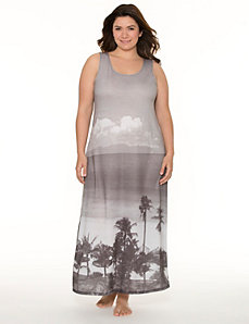 Sunset sleep maxi