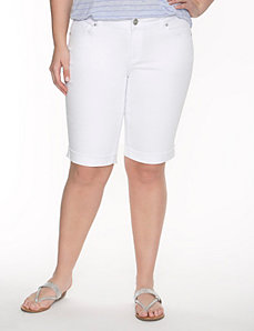 Genius Fit™ Bermuda short by LANE BRYANT