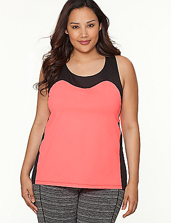 TruDry racer-back tank