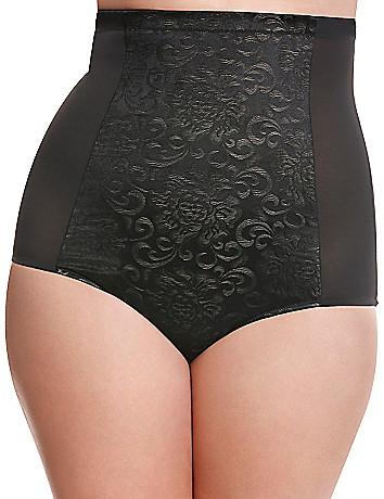 Jacquard shaper panty
