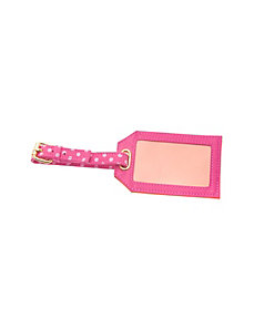 Luggage tag by Lane Bryant