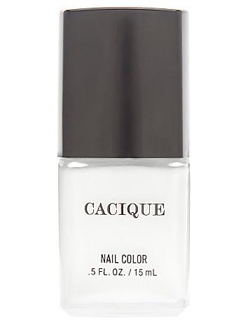 Bleached nail polish