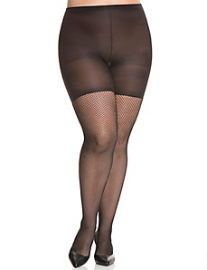 SPANX® Fishnet Flair Tights