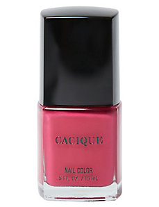 Knockout pink nail color