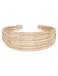 Lane Collection multi-strand bracelet