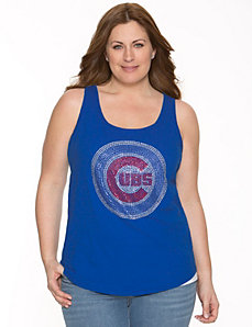 Chicago Cubs embellished tank