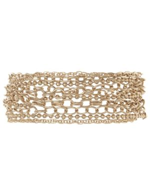 Multi chain bracelet by Lane Bryant